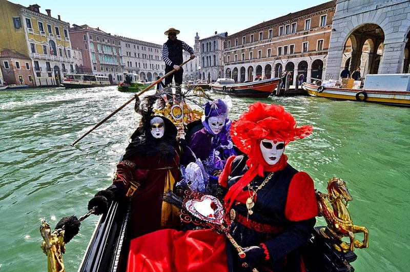venice carnibal italia malta Οργανωμένες Εκδρομές Ταξίδια